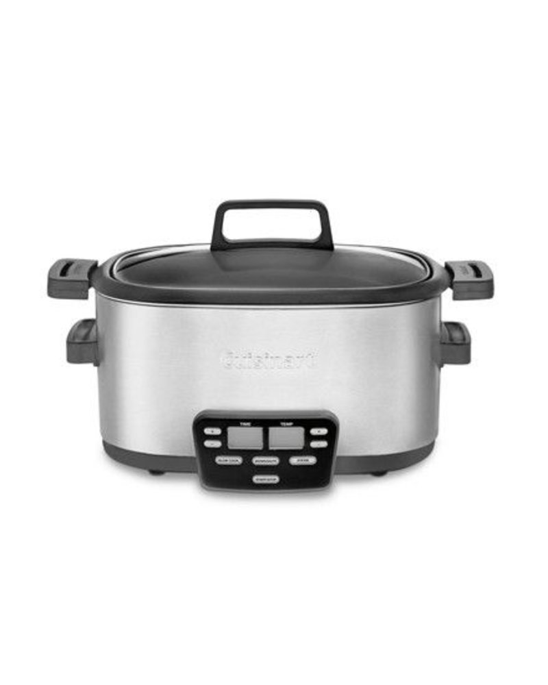 CUISINART CUISINART COOK CENTRAL 6 QUART 3-IN-1 MULTI-COOKER | MSC-600