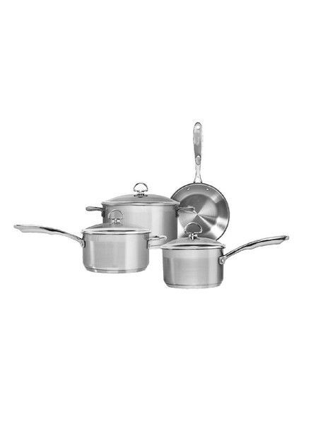 CHANTAL 7 PIECE COOKWARE SET