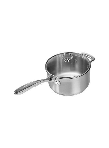 Chantal Induction 21 Steel Saucepans with Lids