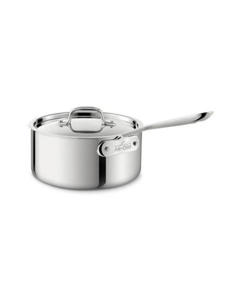 ALL-CLAD ALL-CLAD TRI-PLY SAUCEPAN WITH LID | 4203