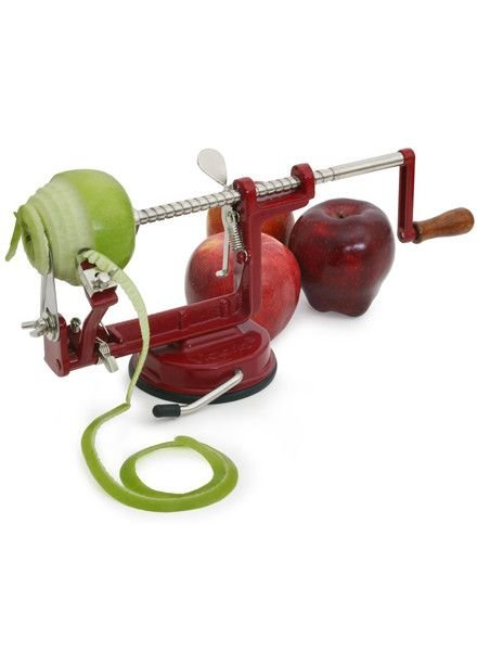 VICTORIO VICTORIO APPLE PEELER W/ SUCTION BASE