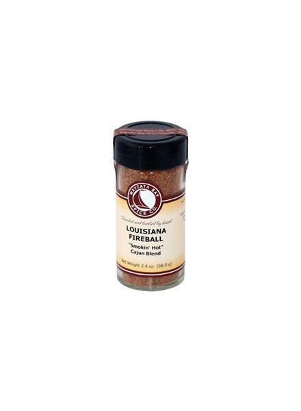 WAYZATA BAY SPICE COMPANY WAYZATA BAY LOUISIANA FIREBALL SEASONING