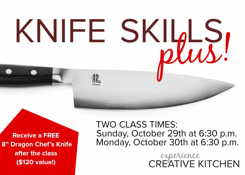 Knife Skills Plus with Dennis Epstein