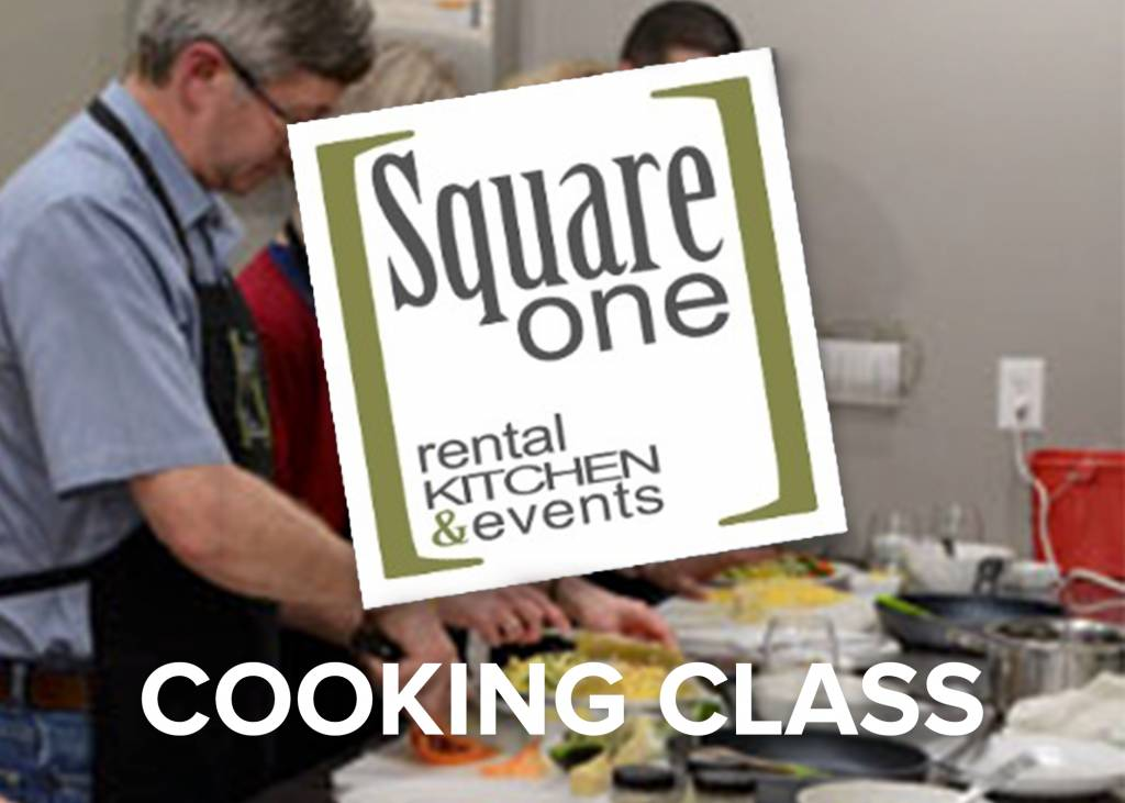 Oct 26 : Cooking Class @ Square One - Tailgating Apps