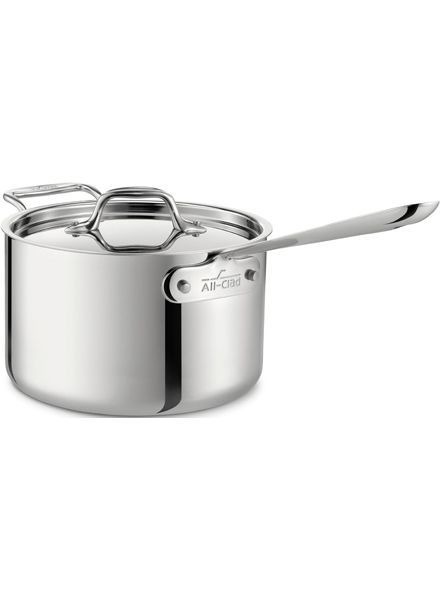 All-Clad Covered Sauce Pan 1.5-Quart