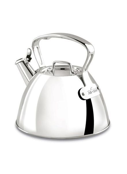 ALL-CLAD 2 QT KETTLE STAINLESS STEEL