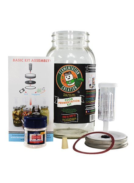 FERMENTATION CREATION FERMENTATION CREATION FERMENTATION FULL KIT