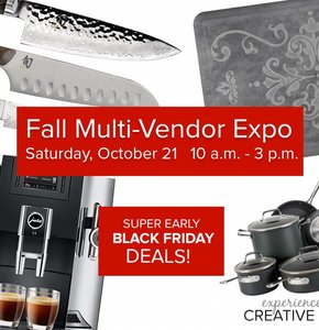 Fall Multi-Vendor Expo!