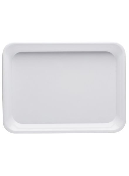 ZAK DESIGNS EVERYDAY EGGSHELL 9.5 IN RECTANGLE SERVING TRAY