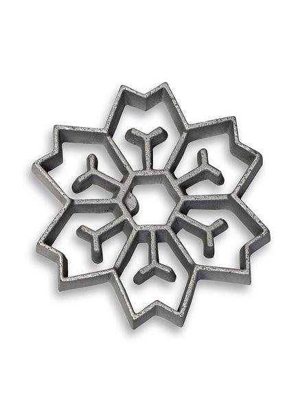 Kitchen Supply Snowflake Rosette