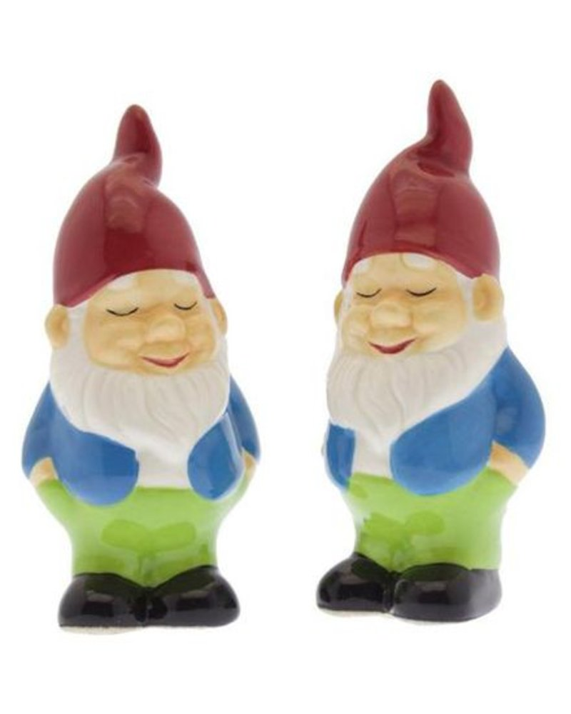 Streamline STREAMLINE HUMBLE GNOME SALT & PEPPER SET | ACR025