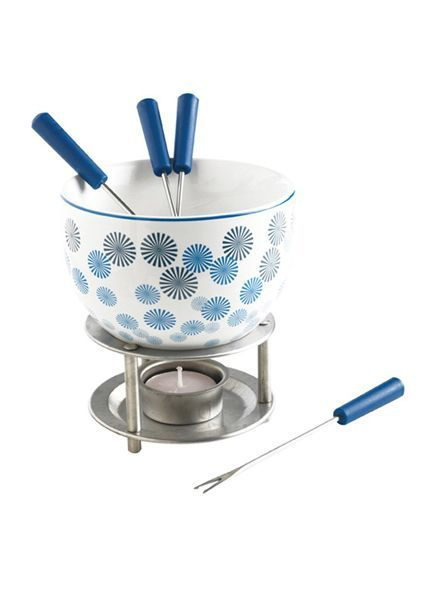 MASTRAD CHOCOLATE FONDUE SET