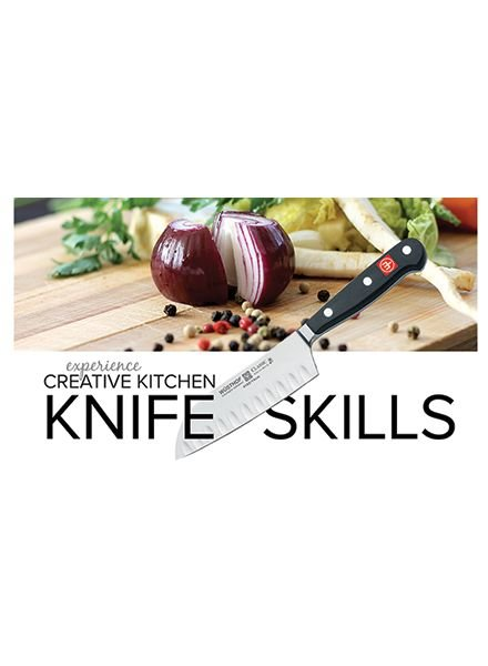 CREATIVE KITCHEN FEBRUARY KNIFE SKILLS CLASS