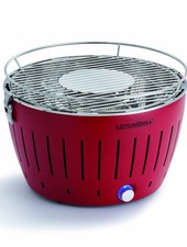 Lotus Grill Smokeless Grill Portable Trailbreaker GT - Blazing Red