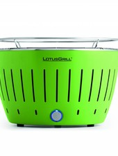 Lotus Grill Smokeless Grill Portable Trailbreaker GT - Lime Green