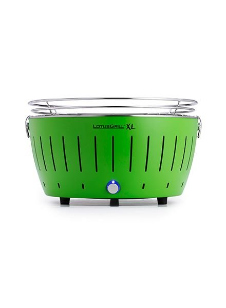 Lotus Grill Smokeless Grill Portable Tailgater GT - Lime Green