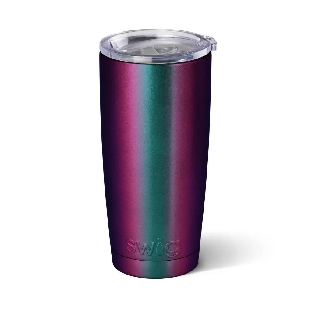 swig to go 20oz memaid shimmer travel tumbler mugs creative