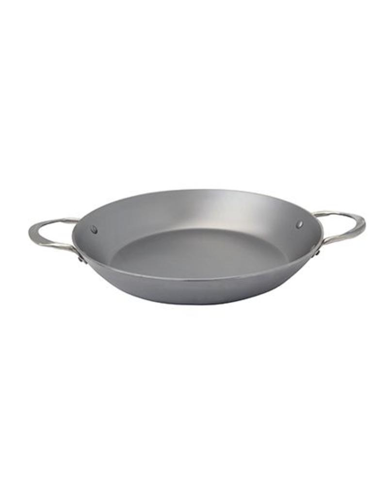 Mineral B Element Paella Pan - 12.5 inches with Two Handles ...