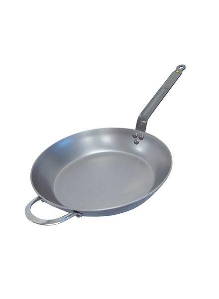 De Buyer Mineral B Round Fry Pans
