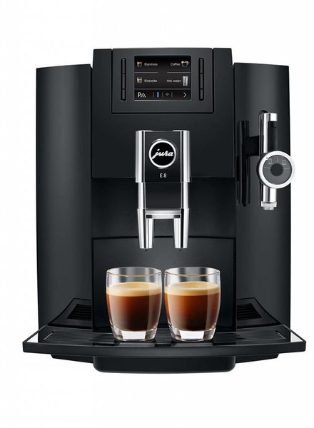 Jura E8 Coffee Center