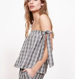 Mink Pink check off the shoulder