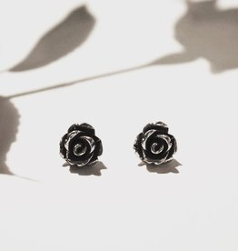 Katz & Dahl rose earrings