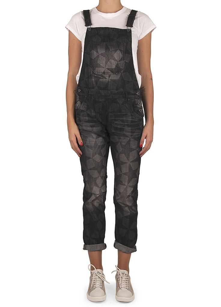 Maison Scotch Dungaree night star impression