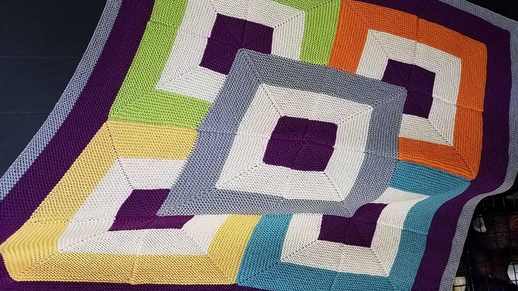 Bento Box Blanket