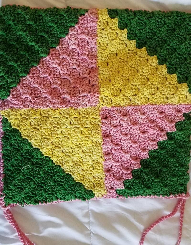 Seat / Chair Cushions (Crochet)