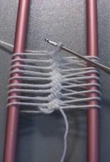 Hairpin Lace (Crochet)