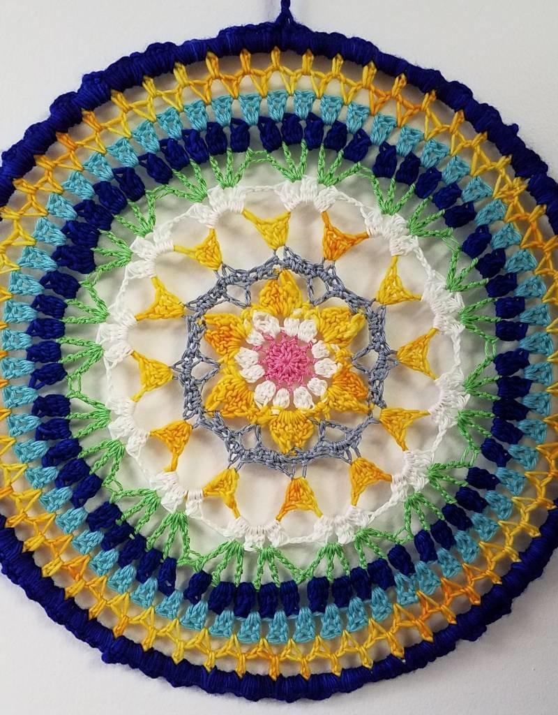 Crocheted Mandala