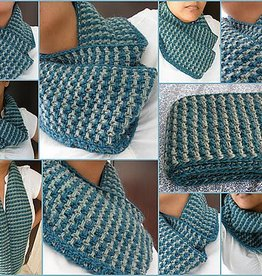Two-Color Crochet Brioche (Class)