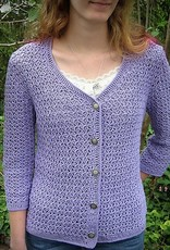 The Curious Case of the Crazy Stitch Cardigan