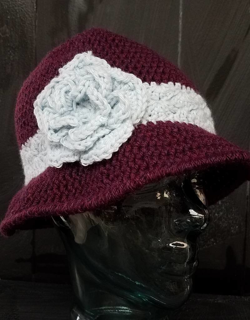 Sophisticated Lady Holiday Hat