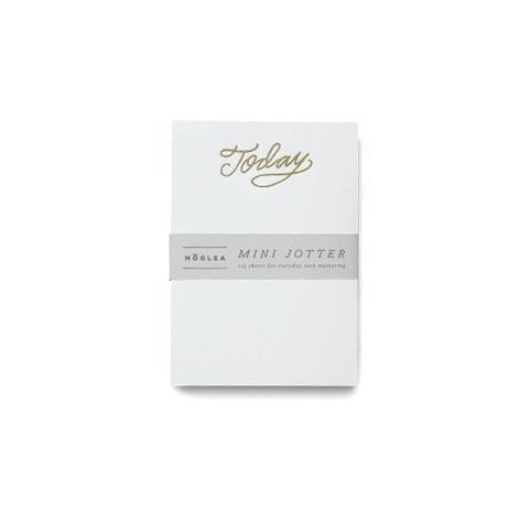 Scripted Today Mini Jotter
