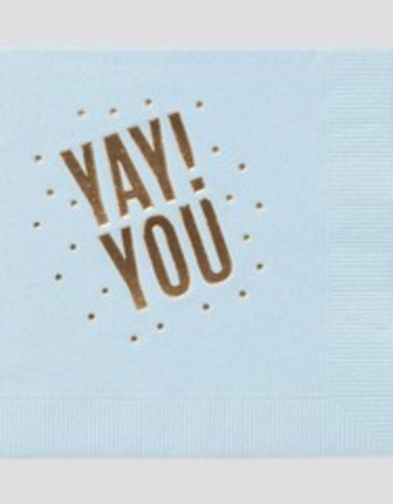 Yay You Napkin Set