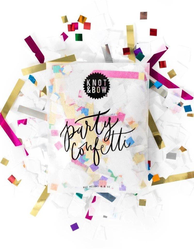 Confetti Bag - Classic Party