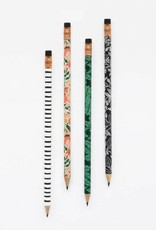 Folk Pencil Set