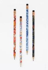 Floral Pencil Set