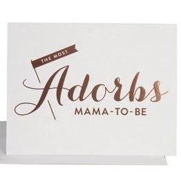 Adorbs Mama-To-Be Card