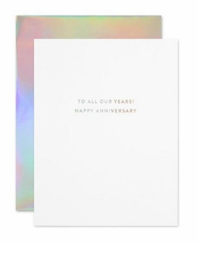 Cheers Anniversary Holla-Gram