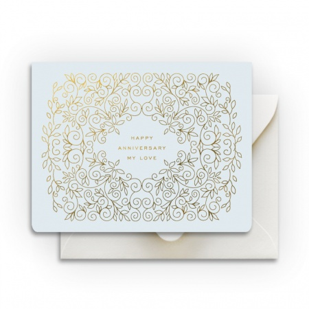 Anniversay My Love Card