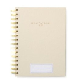 Taupe Meditations Journal