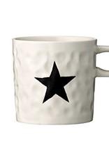 Ceramic Mug with Star