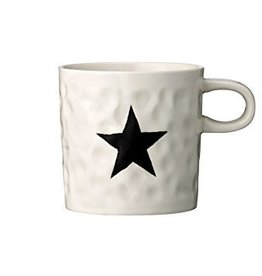Ceramic Mug with Star