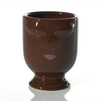 Celfie Vase - Mini - Chocolate