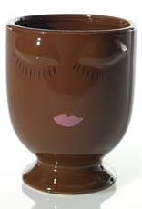 Celfie Vase - Chocolate