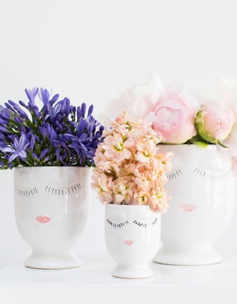 Celfie Vase - Large - White