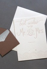 Mr. and Mrs. Gift Card Holder