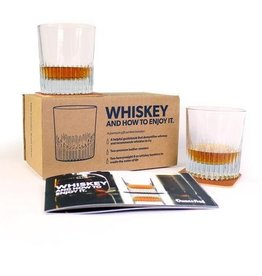 Whiskey & How To Enjoy It Gift Set